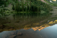 Reflection in Maroon Lake